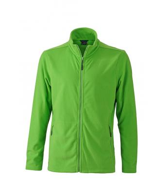 Mens-Fleece-Jacket-JN766-spring-green-1