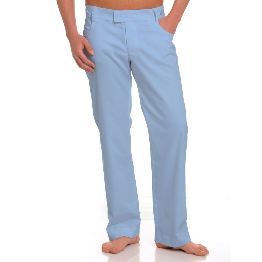 Men's-Medical-Pants-PICTOR-light-blue