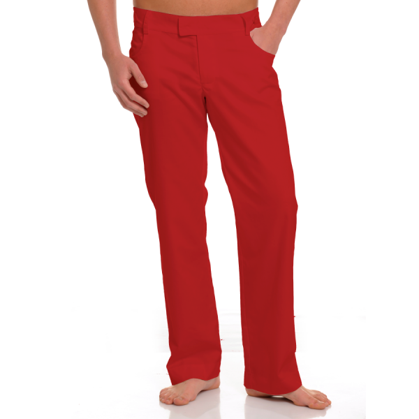 Men's-Medical-Pants-PICTOR-red