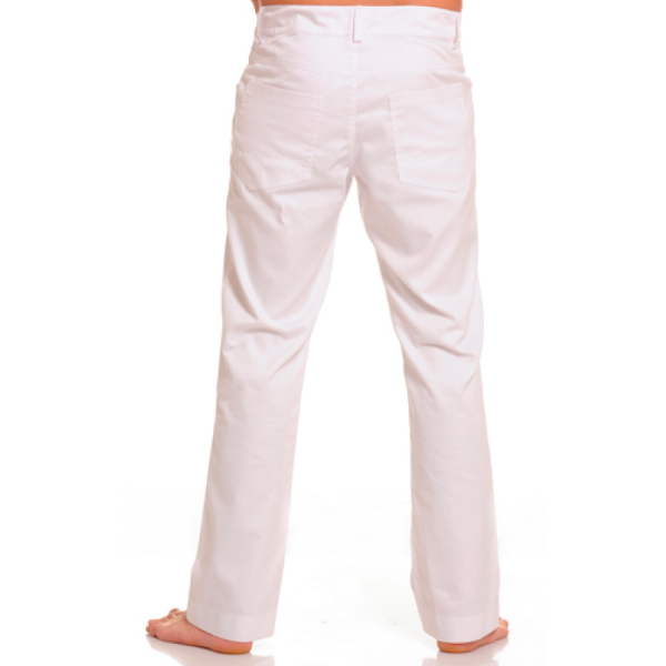 Men's-Medical-Pants-PICTOR-white-back