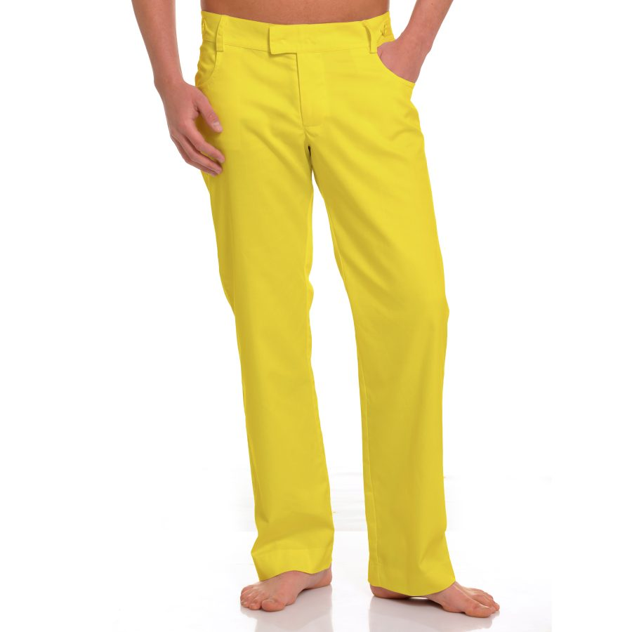 Men's-Medical-Pants-PICTOR-yellow