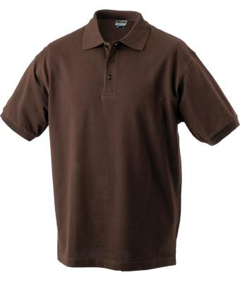 Mens-Polo-Shirt-JN070-Brown