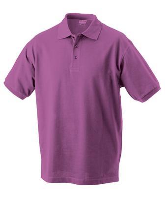 Mens-Polo-Shirt-JN070-Purple