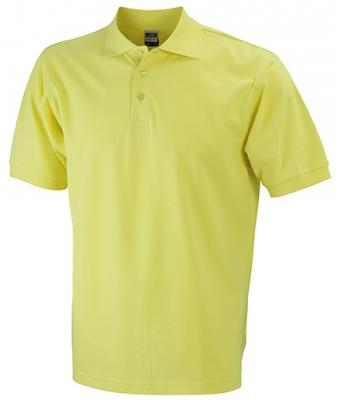 Mens-Polo-Shirt-JN070-Yellow