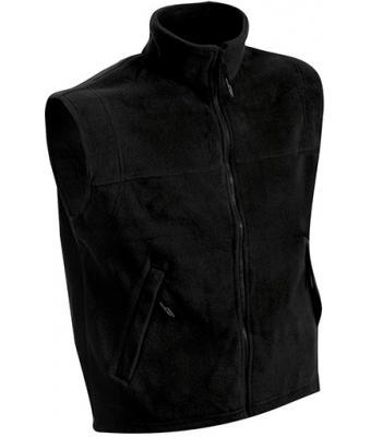 Mens-Sleeveless-Jacket-JN045-black