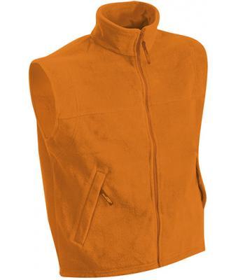 Mens-Sleeveless-Jacket-JN045-orange