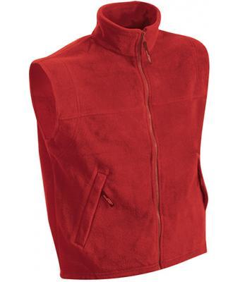 Mens-Sleeveless-Jacket-JN045-red