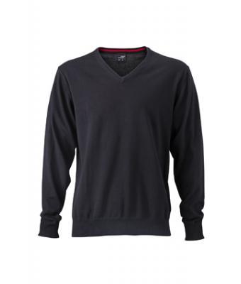 Mens-Sweater-JN659-black