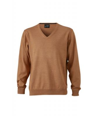 Mens-Sweater-JN659-camel