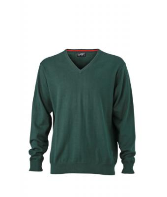 Mens-Sweater-JN659-forest-green