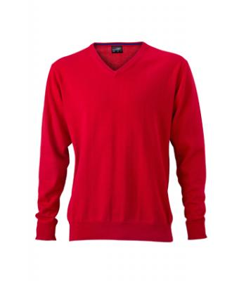 Mens-Sweater-JN659-red