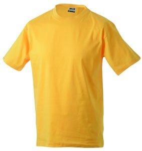 Mens-Work-T-shirt-JN002-yellow