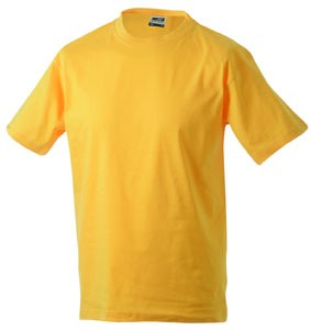 Mens-Work-T-shirt-JN002-yellow