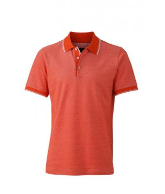 Polo-shirt-grenadine-white-JN704