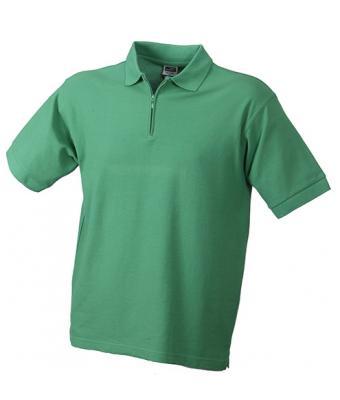 Polo-shirt-green-JN027