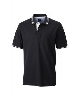 Polo-shirt-navy-off-white-JN947