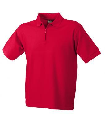 Polo-shirt-red-JN027