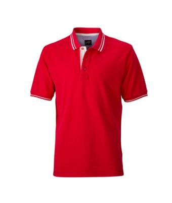 Polo-shirt-red-off-white-JN947