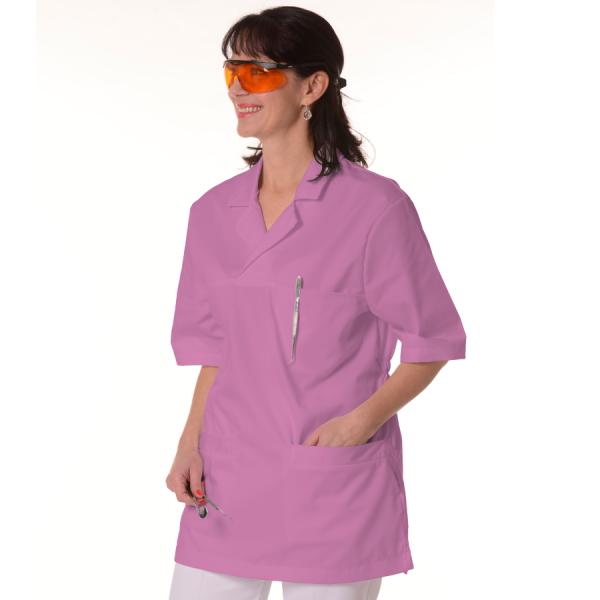 Womens-Tunics-for-Work-Dorado-Lilac