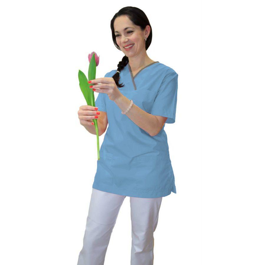 Womens-Work-Tinic-Lupus-Light-Blue