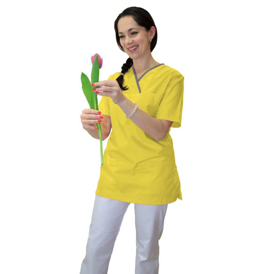 Womens-Work-Tinic-Lupus-Yellow