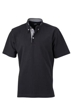 Work-Polo-Shirt-for-Men-JN964-black