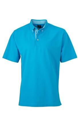 Work-Polo-Shirt-for-Men-JN964-turquoise