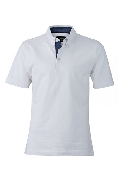Work-Polo-Shirt-for-Men-JN964-white-dark-denim