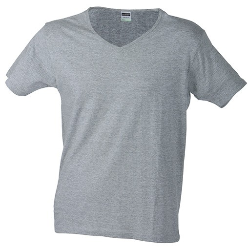 Work-T-shirt-for-men-JN912-grey-heather