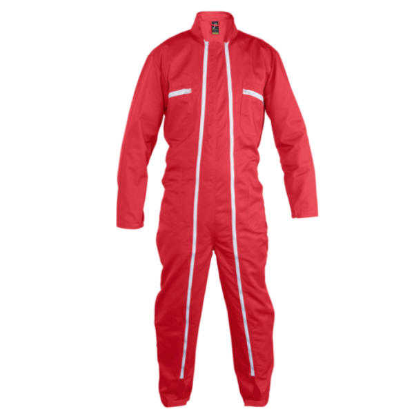 Workwear-Overalls-Jupiter-PRO-80901-Red